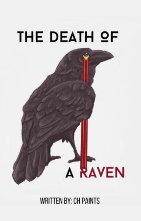 The Death Of A Raven (A Haunted AU) by CHPaints