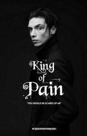 King of Pain  by XxbridesmaidxX