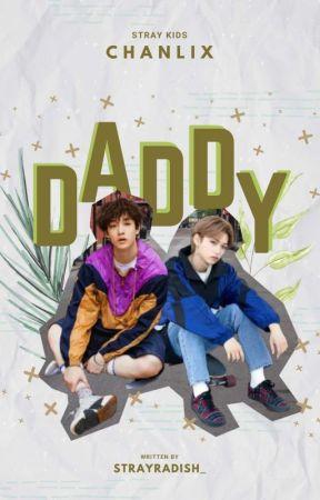 Daddy || Chanlix ✓ by strayradish_