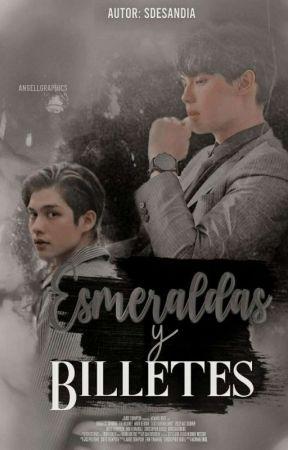 ↷ Esmeraldas Y Billetes┋ BrightWin ✩ 。゚ by SDeSandia