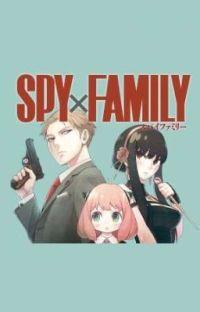 SPY X FAMILY [Manga]   cover