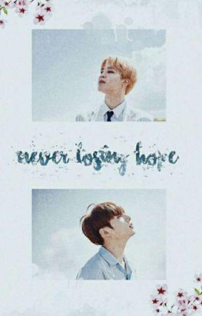 Never Losing Hope|| Jikook by kaylarocking101