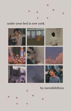 under your bed in new york. // larry stylinson by sleepylittlejupiter