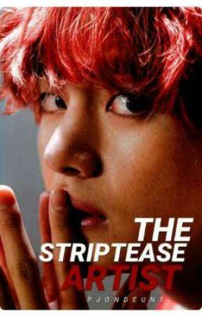The Striptease Artist ▪ TaeKook by Pjondeuns