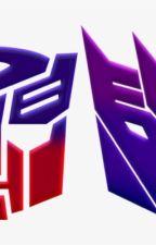 Transformers Prime: The Ex-Vehicon x fem Transformers  by Jazz2064