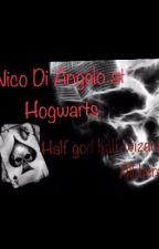 Nico Di Angelo goes to Hogwarts :)  by Saks_hussain3