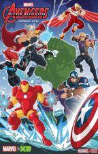 Marvel's Avengers Assemble - The Monster Kid of Manhattan by SuperBaragon35