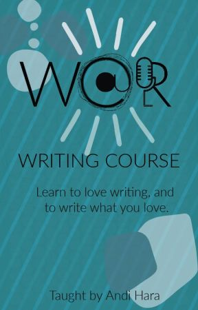 Write As Rain Writing Course (Year Two) by annie1loves1you