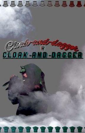 Cloak-And-Dagger 【tododeku】 by moonfairykoo