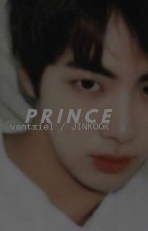 prince: Jinkook. by taejaeger-