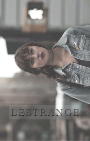 lestrange | harry potter by -corpsebride-