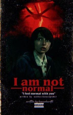I'm not normal // Mike Wheeler y tu  by vivmalfoy