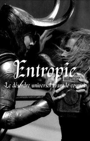 Entropie ~ Le désordre universel avant le cosmos / Loki  by Pastelounette