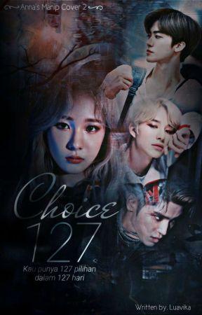 Choice 127  by Luavika