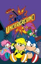 Sonic Underground(BrodyxSonic) by Brody-wolf