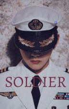 SOLDIER   K.TH by Kuribee126