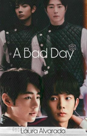 A Bad Day (Heesung × Sunghoon) by BlankSpace_24