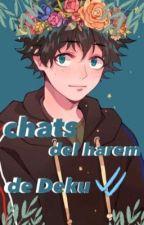 ••Chats del harem de Deku •• by danonino_gucci777