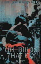 Oh, Birds That Fly (Dick Grayson x Fem! Percy Jackson) by -youknowiam-