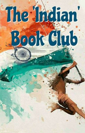 The 'Indian' Book Club by rashwrites_