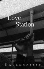 Love station by RevennaBanana071308