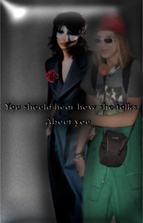 You should hear how she talks about you [Fillie] by Allysfillieae