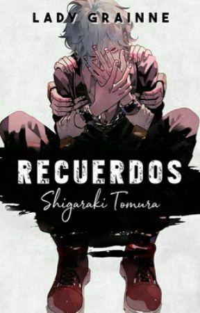 Recuerdos - Shigaraki Tomura / Tenko Shimura by LadyGrainne