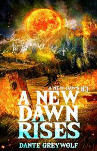 A New Dawn Rises (A New Dawn #3) cover