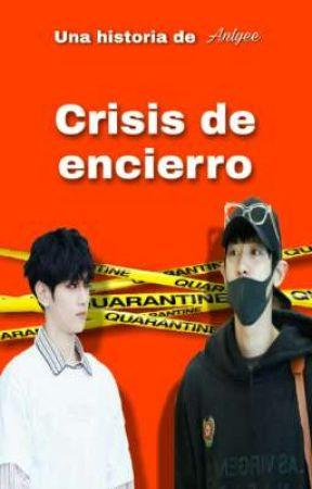 Crisis de encierro by Anlyee