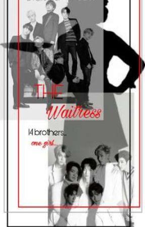 THE WAITRESS (BTSXGOT7xreader) by metakk4life