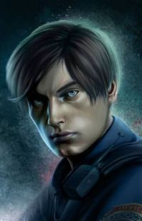 Leon S Kennedy x reader (book 1) cover