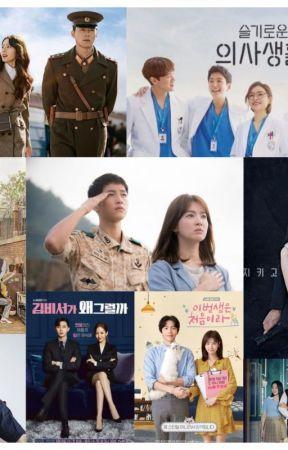 Manfaat Nonton Drama Korea bagi Penulis by diandracreative