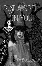 I PUT A SPELL ON YOU// Crygi by _p_i_x_i_e_