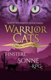 Warrior Cats Finstere-Sonne-RPG cover