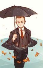 Mycroft x reader  by sips___tea