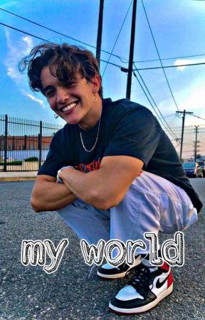 My world - Noah urrea ( s/n )  by uniterrr_hidalgo