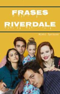 Frases Riverdale cover
