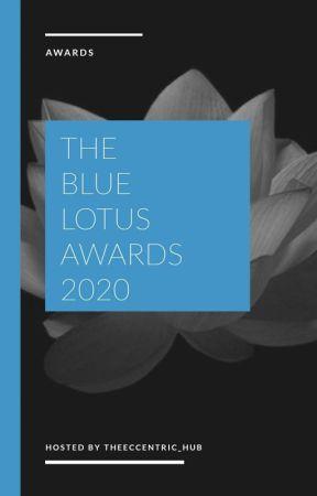 Blue Lotus Awards 2020 ||✔ by ShrIya_hub
