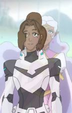 Voltron the legendary defenders / keith x oc / Gray Lion by DayleRey