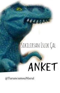 ANKET ~Sıkılırsan ıslık çal  cover