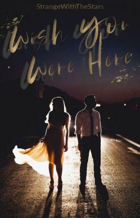 Wish You Were Here ⇀ Drew Starkey by StrangeWithTheStars