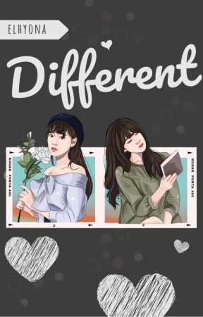 Different by elhyona