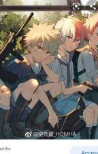KiriTodoBakuDeku Love story by Shipeerky