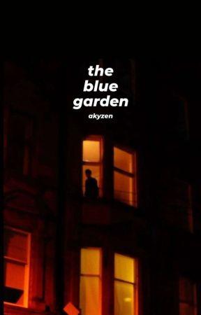 the blue garden by akyzen