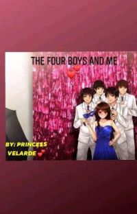 THE FOUR BOYS AND ME cover