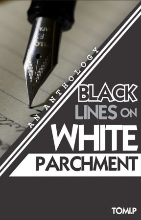 Black Lines on White Parchment by tomipeter