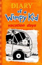 Diary of a Wimpy Kid Vacation Days by Neilchoudhary