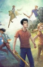 Percy Jackson Back in Time by lexareii