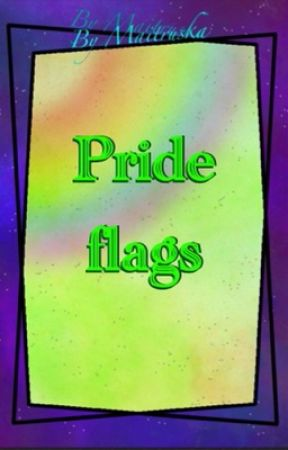 Pride flags by Maitruska_