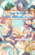 BNHA AU Little Bedtime Stories by Nebula365